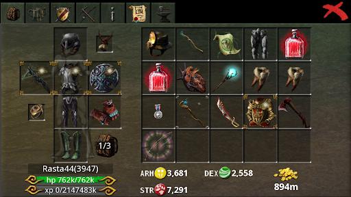 Forgotten Tales MMORPG Online 8.11.2 screenshots 4