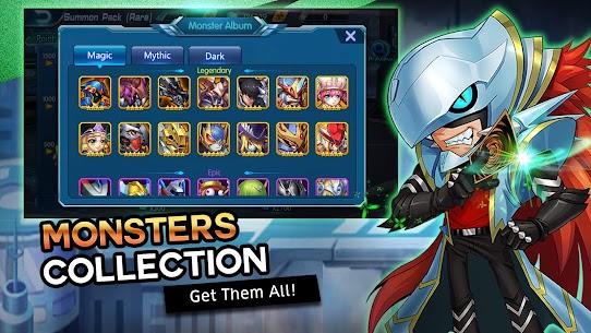 Monsters League 1.0.2 Mod APK (Unlock All) 2