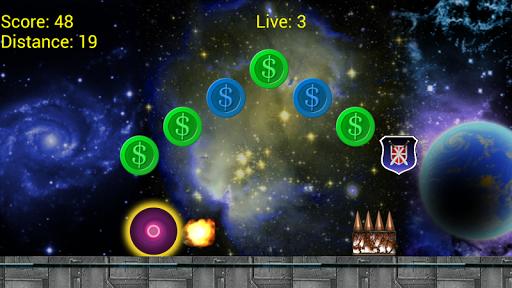 the running ball screenshot 1
