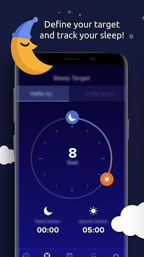 Sleeptic : Sleep Track & Smart Alarm Clock 1.8.7 Screenshots 1