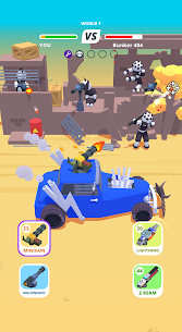 Desert Riders Mod Apk- Car Battle Game (UNLIMITED CASH) 4