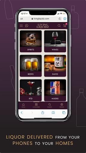 Living Liquidz Apk 4.6 screenshots 1