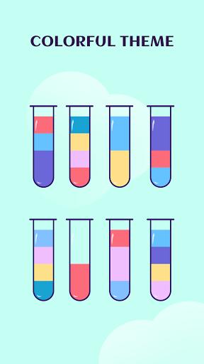 SortPuz: Best Color-switch Water Sort Puzzle Games 1.401 screenshots 3