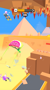 Road Glider – Incredible Flying Game 1.0.24 Apk + Mod 3