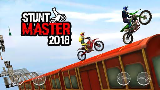 Bike Racing - 2020 Extreme Speed Free Stunts 3D 100.7 screenshots 1