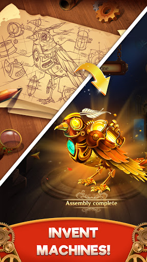 Machinartist - Free Match 3 Puzzle Games  screenshots 8
