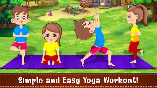 Yoga For Health 1