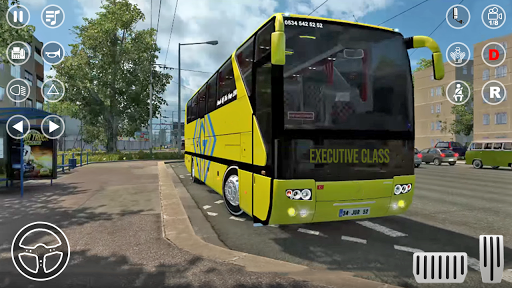 Public Coach Bus Transport Parking Mania 2020 screenshots 20