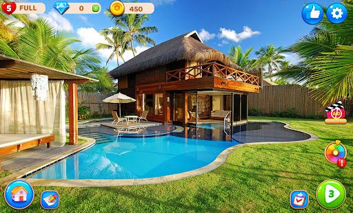 Garden Makeover : Home Design and Decor apkpoly screenshots 13