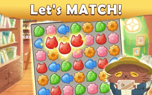 Cats Atelier -  A Meow Match 3 Game 2.8.7 screenshots 1