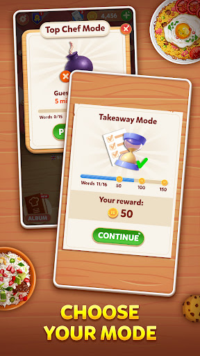 Wordelicious: Food & Travel - Word Puzzle Game apkdebit screenshots 3