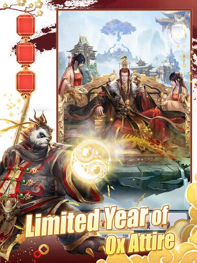 Immortal Taoists-Idle Game of Immortal Cultivation 1.5.2 screenshots 13