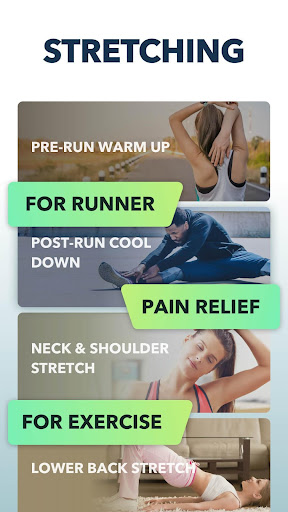 Stretching Exercises at Home -Flexibility Training 1.1.5 Screenshots 1