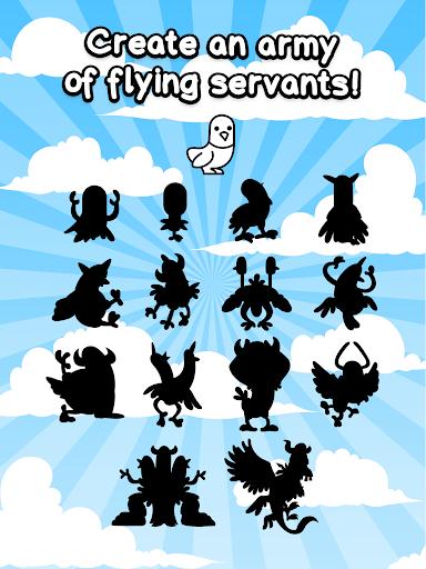 Pigeon Evolution - Merge & Create Mutant Birds  screenshots 8