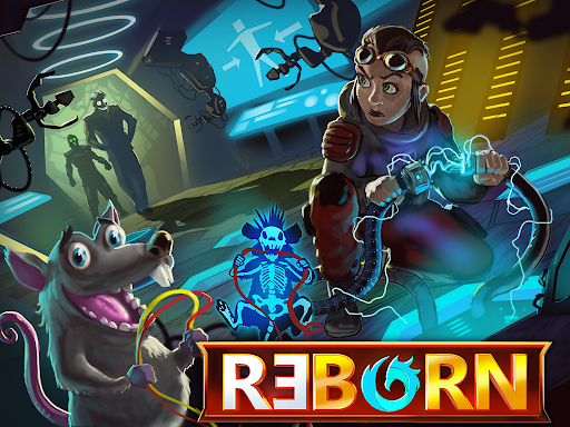 Adventure Reborn: story game point and click 1.33 screenshots 16
