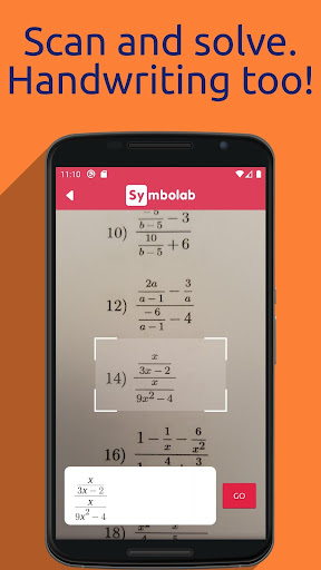 Symbolab - Math solver android2mod screenshots 4