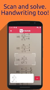 Symbolab - Math solver Screenshot