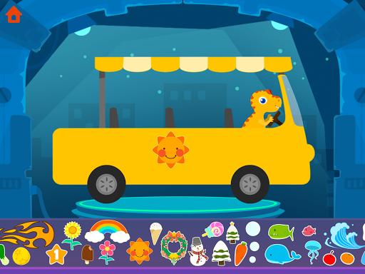 Dinosaur Bus 1.0.6 screenshots 13