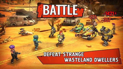 Shelter Waruff0dsurvival games in the Last City bunker screenshots 2