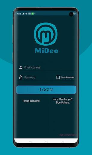 Mideo 1.9.6 Screenshots 2