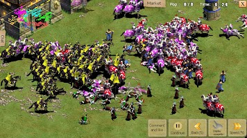 War of Empire Conquest:3v3 Arena Game