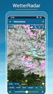 RegenRadar – mit Unwetterwarnung 3