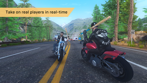 Outlaw Riders: War of Bikers Screenshots 14