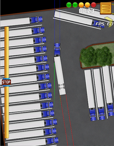 My Trucking Skills - Real Truck Driving Simulator  screenshots 7