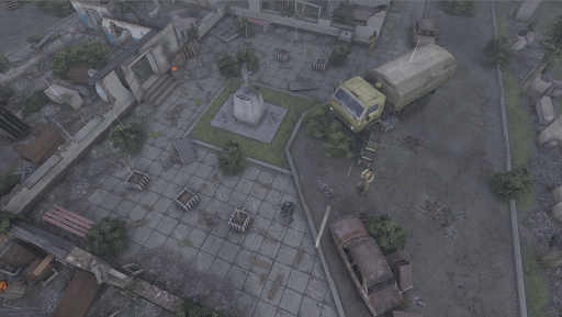 PROJECT Anomaly: online tactics PvP  screenshots 4