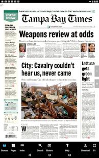 Tampa Bay Times e-Newspaper