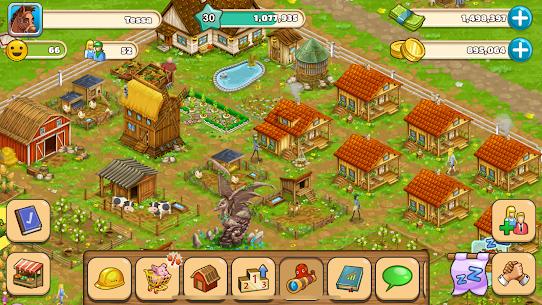 Big Farm: Mobil Çiftlik Online çiftlik oyunu Full Apk İndir 6