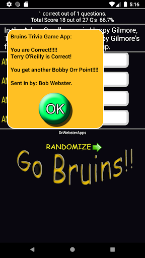 Trivia Game and Schedule for Die Hard Bruins Fans 49 screenshots 5