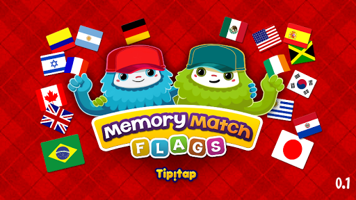 flags memory match screenshot 1