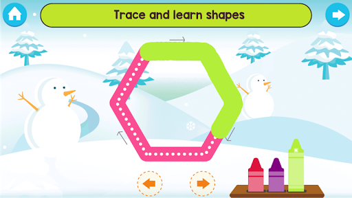 Colors & Shapes Game - Fun Learning Games for Kids android2mod screenshots 6