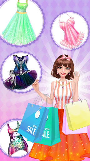 Fashion Shop - Girl Dress Up 3.7.5038 screenshots 7