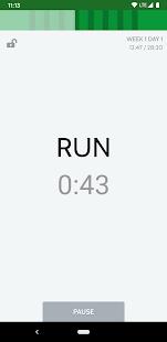 Just Run: Zero to 5K (and more!)