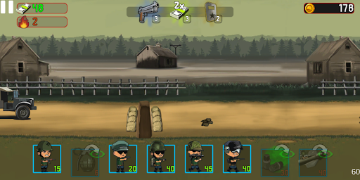 War Troops: Military Strategy Game for Free 1.25 screenshots 1