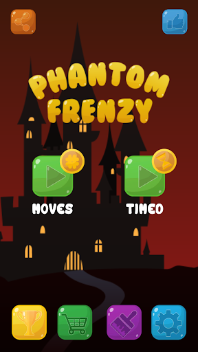 phantom frenzy: ghost crush screenshot 1