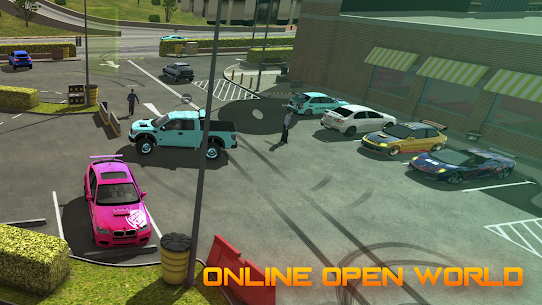Car Parking Multiplayer 4