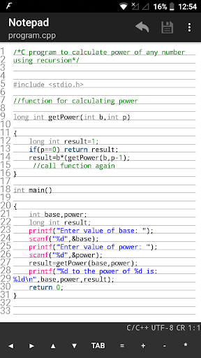 NotePad Pro  screenshots 3