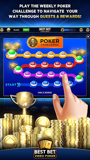Best Bet Video Poker | Free Casino Poker Games 2.1.0 9