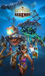 Mythic Legends Mod Apk (Unlimited Gold/Diamonds) 8