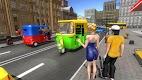 screenshot of Modern Tuk Tuk Auto Rickshaw: Free Driving Games