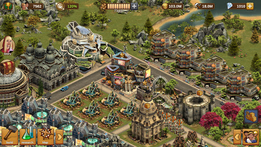 Forge of Empires: Build your City goodtube screenshots 8