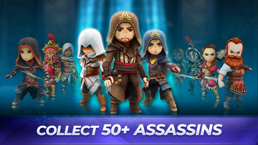 Assassin's Creed Rebellion: Adventure RPG  screen 1