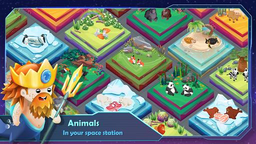 SciFarm - Farming Game in the space, City-building apkdebit screenshots 5