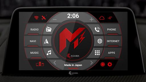 AGAMA Car Launcher 2.6.0 Screenshots 5