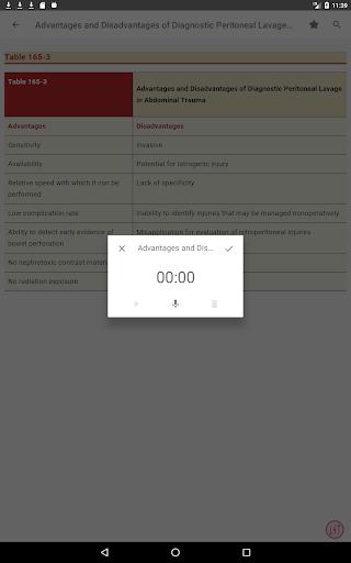 Tintinalli's Emergency Medicine Manual App  Screenshots 12