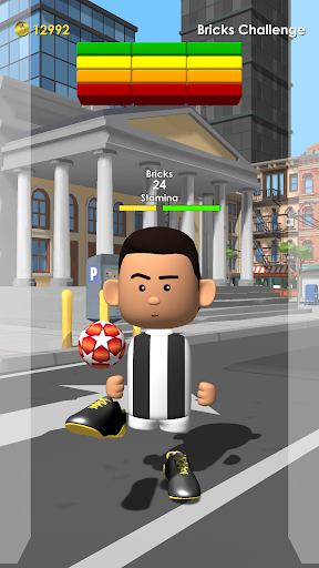 The Real Juggle - Pro Freestyle Soccer 1.3.12 Screenshots 5