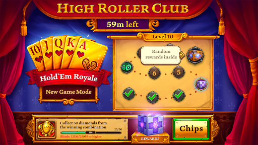 Play Free Online Poker Game - Scatter HoldEm Poker screenshots 19